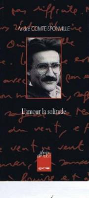 """Afficher """"Amour la solitude (L')"""""""