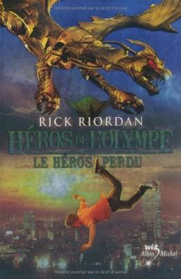 """Afficher """"Héros de l'Olympe n° 1 Le héros perdu"""""""