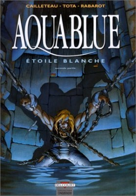 "Afficher ""Aquablue n° 7 Aquablue : Etoile blanche"""
