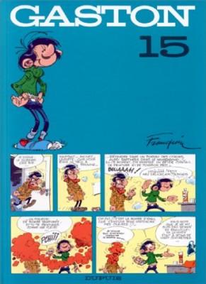 """Afficher """"Gaston (bd)Gaston 15"""""""