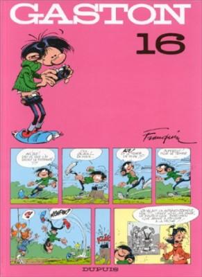 "Afficher ""Gaston Lagaffe n° 16 Gaston"""