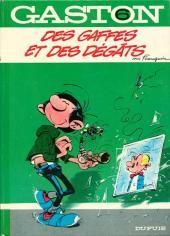 """Afficher """"Gaston. n° 6 Des gaffes et des dégâts"""""""