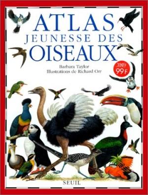 """Afficher """"Atlas jeunesse des oiseaux"""""""