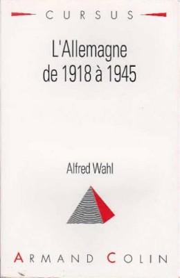 """Afficher """"L'Allemagne de 1918 à 1945"""""""
