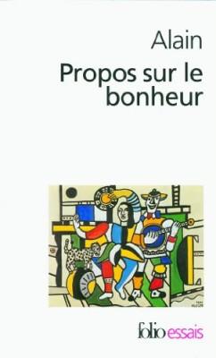 """Afficher """"Propos sur le bonheur"""""""