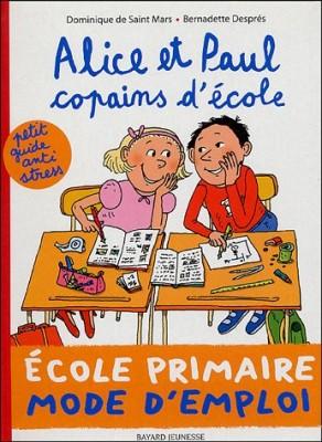 """Afficher """"Alice et Paul, copains d'école"""""""
