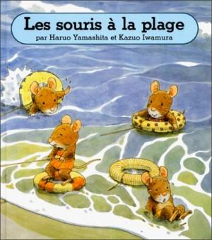 """Afficher """"Les Souris à la plage"""""""