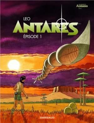 """Afficher """"Antarès n° 1 Antarès - Episode 1"""""""