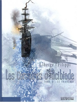"""Afficher """"Les corsaires d'Alcibiade n° 3 Le Français"""""""