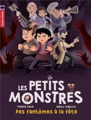 """Afficher """"petits monstres (Les) n° 3 fantômes à la fête (Des)"""""""
