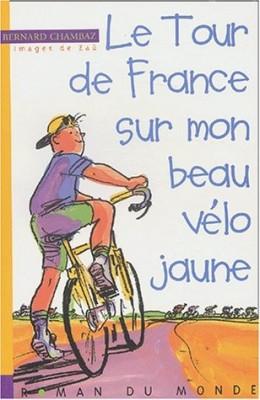 """Afficher """"Le tour de France sur mon beau vélo jaune"""""""