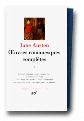 "Afficher ""Oeuvres romanesques complètes / Jane Austen n° 1 Oeuvres romanesques complètes"""