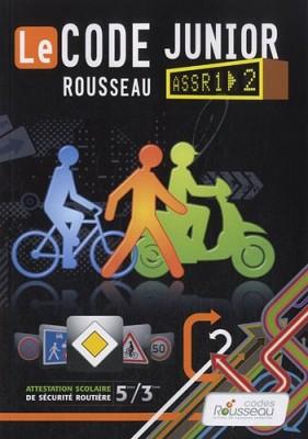 """Afficher """"Code Rousseau de la route junior"""""""