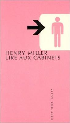 """Afficher """"Lire aux cabinets"""""""