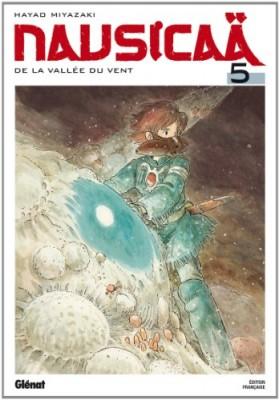 "Afficher ""Nausicaä : de la vallée du vent n° 5 Nausicaä"""