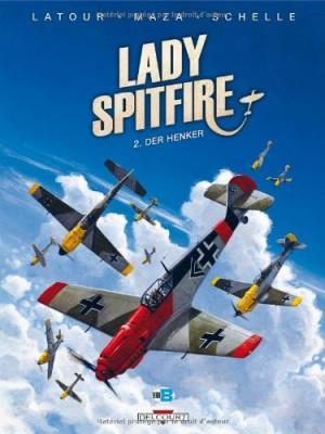 """Afficher """"Lady Spitfire n° 2 Der Henker"""""""