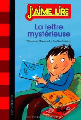 """Afficher """"La lettre mystérieuse"""""""