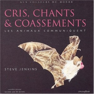 "Afficher ""Cris, chants et coassements"""