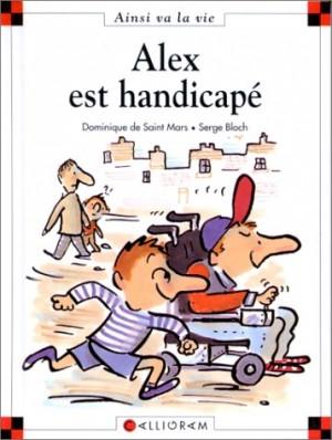 """Afficher """"Max et Lili Alex est handicapé"""""""