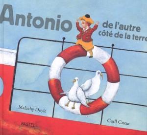 """Afficher """"Antonio de l'autre côté de la terre"""""""