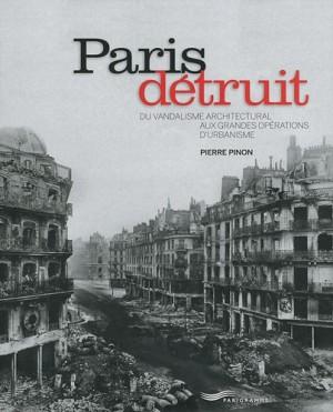 """Afficher """"Paris détruit"""""""