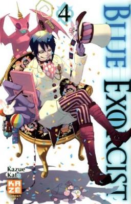 "Afficher ""Blue exorcist n° 4"""