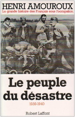 """Afficher """"La Grande histoire des Français sous l'occupation , tome 1"""""""
