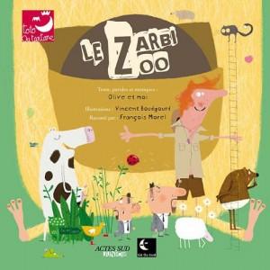 "Afficher ""Le zarbi zoo"""