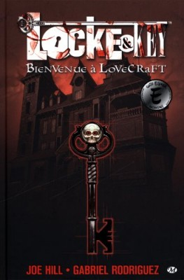 vignette de 'Locke and Key n° 1<br /> Bienvenue à Lovecraft (Joe Hill)'
