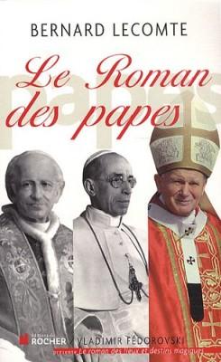 """Afficher """"Le roman des papes"""""""