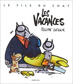 """Afficher """"Le fils du chat. n° 6 Les vacances"""""""