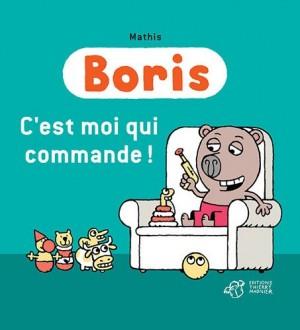 """Afficher """"BorisC'est moi qui commande !"""""""