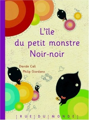 """Afficher """"L'île du petit monstre Noir-noir"""""""