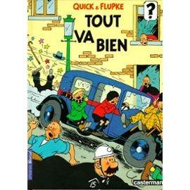 "Afficher ""Quick & Flupke - Tout va bien"""