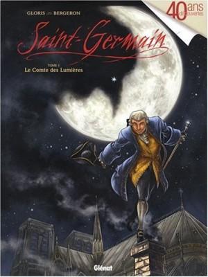 """Afficher """"Saint-Germain n° 1 Le comte des Lumières"""""""