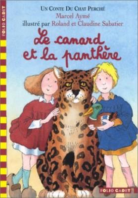 """Afficher """"Un conte du chat perchéLe canard et la panthère"""""""