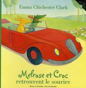 """Afficher """"Melrose et CrocMelrose et Croc retrouvent le sourire"""""""