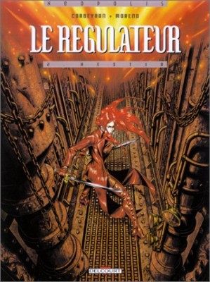 "Afficher ""Le régulateur n° 2Hestia"""