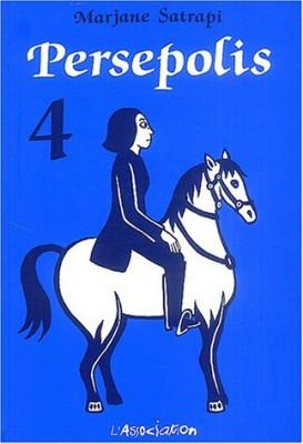 """Afficher """"Persepolis n° 4"""""""