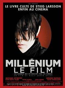 """Afficher """"Millénium n° 1 Millénium - Les hommes qui n'aimaient pas les femmes (2009)"""""""