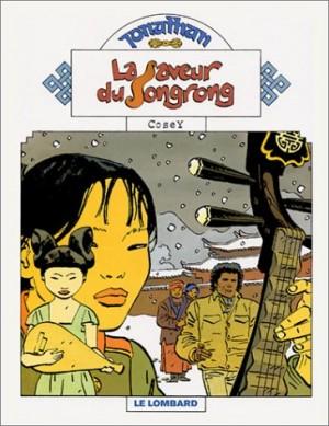 "Afficher ""Jonathan n° 13 La saveur du songrong"""
