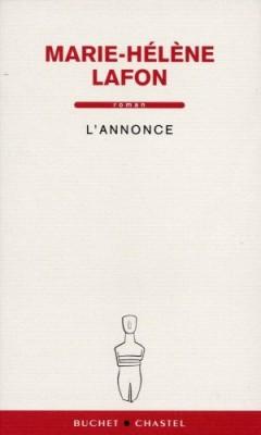 vignette de 'L'annonce (Marie-Hélène Lafon)'