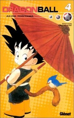 "Afficher ""Dragonball n° 4 La menace"""