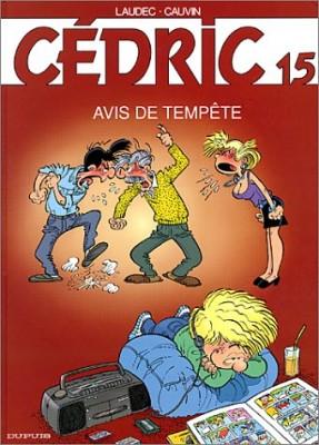 "Afficher ""Cédric n° 15 Cédric."""