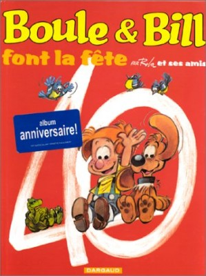 """Afficher """"Boule et Bill Boule & Bill font la fête"""""""