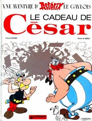 """Afficher """"Une aventure d'Astérix n° 21 Le cadeau de César"""""""