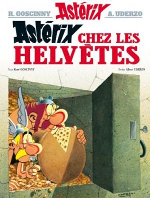 """Afficher """"Une aventure d'Astérix n° 16 Astérix chez les Helvètes"""""""