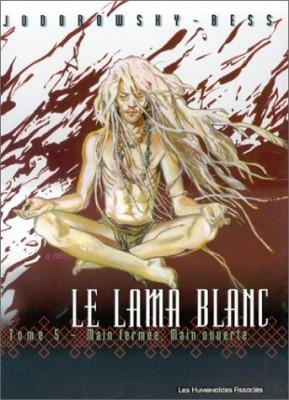 """Afficher """"Le lama blanc. n° 5 Main fermée, main ouverte"""""""