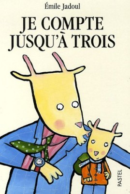 vignette de 'Je compte jusqu'à trois (Jadoul, Emile)'