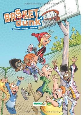 """Afficher """"Basket Dunk n° 4 Basket Dunk Tome 4"""""""